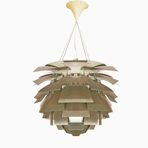 Large Artichoke Ceiling Lamp by Poul Henningsen for Poulsen, 1958