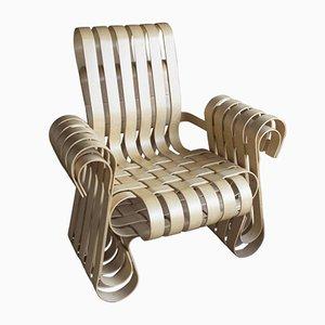 Power Play Stuhl von Frank Gehry für Knoll International, 1990er