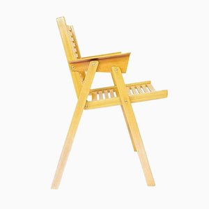 Vintage Rex Folding Chair by Niko Kralj