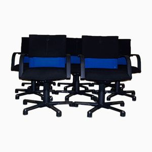 Figura Chairs by Mario Bellini for Vitra, Set of 8
