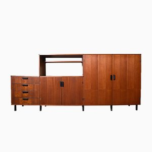 Dutch Highboard by Cees Braakman for Pastoe, 1950s