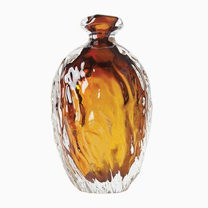 Dattero Murano Blown Glass Monoflower Vase by Stories of Italy