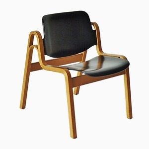 Wilhelmiina 32 Chair by Illmari Tapiovaara for Oy Wilh. Schumann AB, 1960s