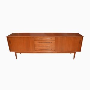 Mid-Century Walnut Sideboard by Nils Jonsson for Troeds, 1961