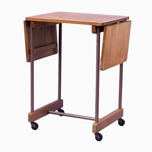 Extendable Vintage Serving Trolley, 1950s