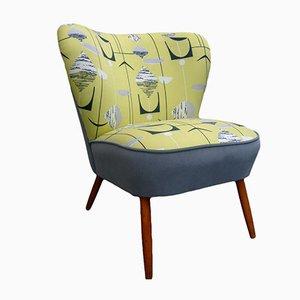 Vintage Beech Club Chair
