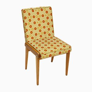 Mid-Century Beech Chair