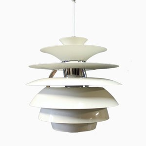 Snowball Pendant by Poul Henningsen for Louis Poulsen, 1980s