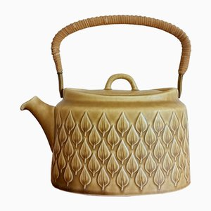 Stoneware Teapot by Jens H Quistgaard for Kronjyden, 1960s