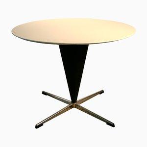Mid-Century Cone Table by Verner Panton for Gebrüder Nehl, 1958