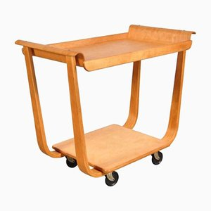 Dutch PB01 Trolley by Cees Braakman for Pastoe, 1950s