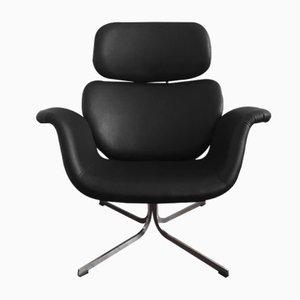 Großer Tulip Chair Stuhl von Pierre Paulin für Artifort, 1960er