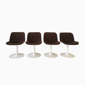 Spirit Esszimmerstühle von Hajime Oonishi für Houtoku/Artifort, 1970er, 4er Set