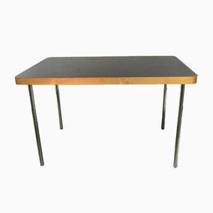 Tavolo da pranzo piccolo vintage di Marcel Breuer per Embru Wohnbedarf, anni '40