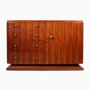 French Art Deco Rosewood Sideboard, 1920s