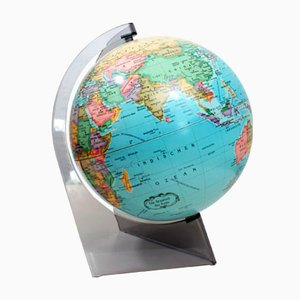 Kleiner Dänischer Vintage Globus von Scan-Globe