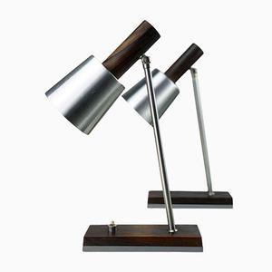 Silva Tischlampe von Lyfa, 1970er