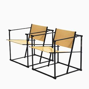 FM61 Lounge Chairs by Radboud van Beekum for Pastoe, Set of 2