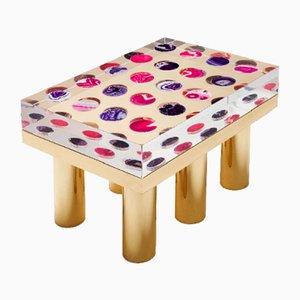 Tavolino Horizonte di Studio Superego per Poliedrica