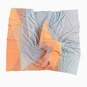 Couverture Blue Hour par Merel Karhof et Yasmijn Karhof pour the Textile Museum Tilburg