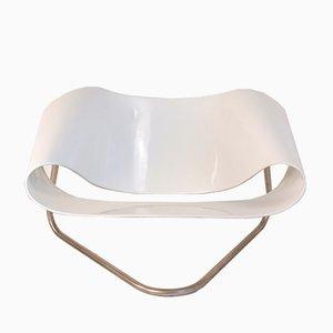 Ribbon Stuhl von Cesare Leonardi und Franca Stagi für Bernini, 1960er