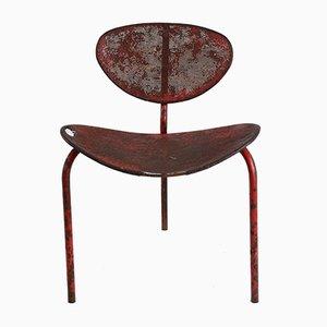 Original Edition Nagasaki Chair by Mathieu Mategot, 1954