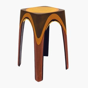Matter of Motion Stool #011 by Maor Aharon