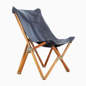 Model Tripolina Chair by Joseph B. Fenby