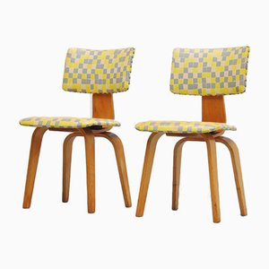 SB03 Chairs by Cees Braakman for Pastoe, 1954, Set of 2