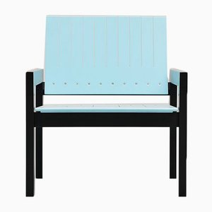Dänischer Vintage Armlehnstuhl von Bernt Petersen für Carl Hansen