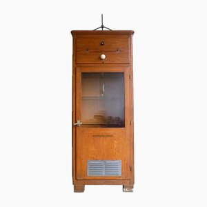 Vintage German Photography Cabinet from Meteor