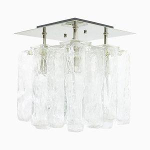 Flächenbündige Granada Deckenlampe von Kalmar, 1960er