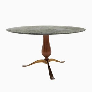 Marble Cocktail Table Osvaldo Borsani, 1950s