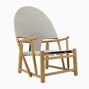 """Chaise Lounge """"Hoop"""" G23 Mid-Century par Piero Palange & Werther Toffoloni pour Gema"""
