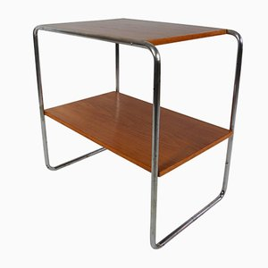Vintage Bauhaus Console Table by Marcel Breuer