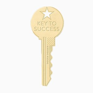 KEY TO SUCCESS brass juju by Dozen Design