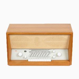 Vintage Modell TS 3 Radio von Herbert Hirche für Braun