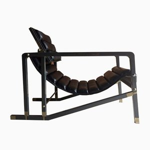 Vintage Transat Lounge Chair by Eileen Gray for Aram