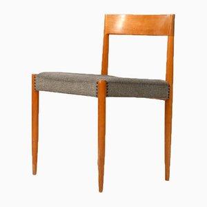 Vintage 123 Elliptic Dining Chair from Lübke