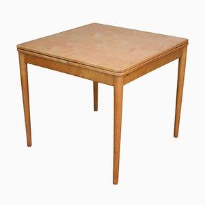EB04 Birch Desk by Cees Braakman for Pastoe, 1950s