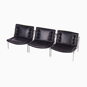 Osaka Stühle Model SZ077 / Nagoya 1 von Martin Visser für 't Spetrum, 3er Set
