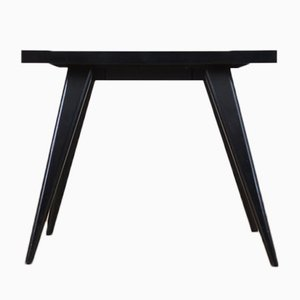 Mid-Century Height Adjustable Dining or Club Table