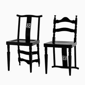 Chaise Reverse par CTRLZAK Studio pour Mogg