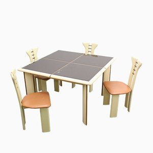 Vintage Dining Set by Pierre Cardin