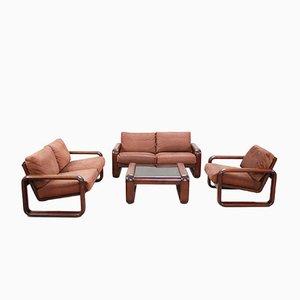 Vintage Hombre Wohnzimmer Set von B. Vogtherr für Rosenthal, 4er Set