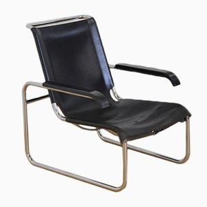 Vintage Sitzmaschine B35 Chair by Marcel Breuer for Thonet