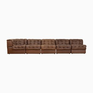 Modulares Vintage DS11 Sofa von de Sede