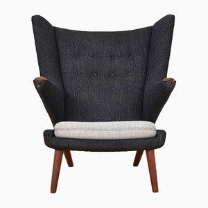 Vintage Papa Bear Chair by Hans J. Wegner for AP Stoelen