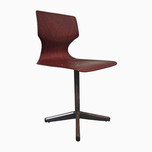 German School Chair from Pagholz Flötotto, 1960s