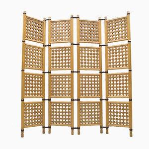 Holz Raumteiler, 1960er